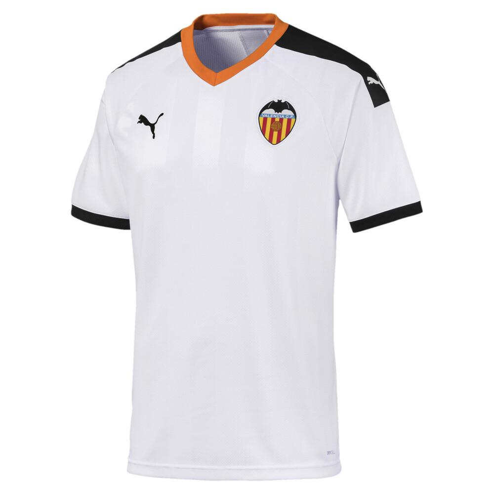 Image PUMA Valencia CF Men's Home Replica Jersey #1