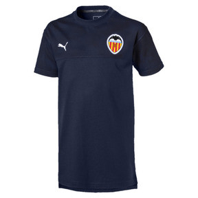 Thumbnail 1 of Valencia CF Casuals Kids' Tee, Peacoat, medium