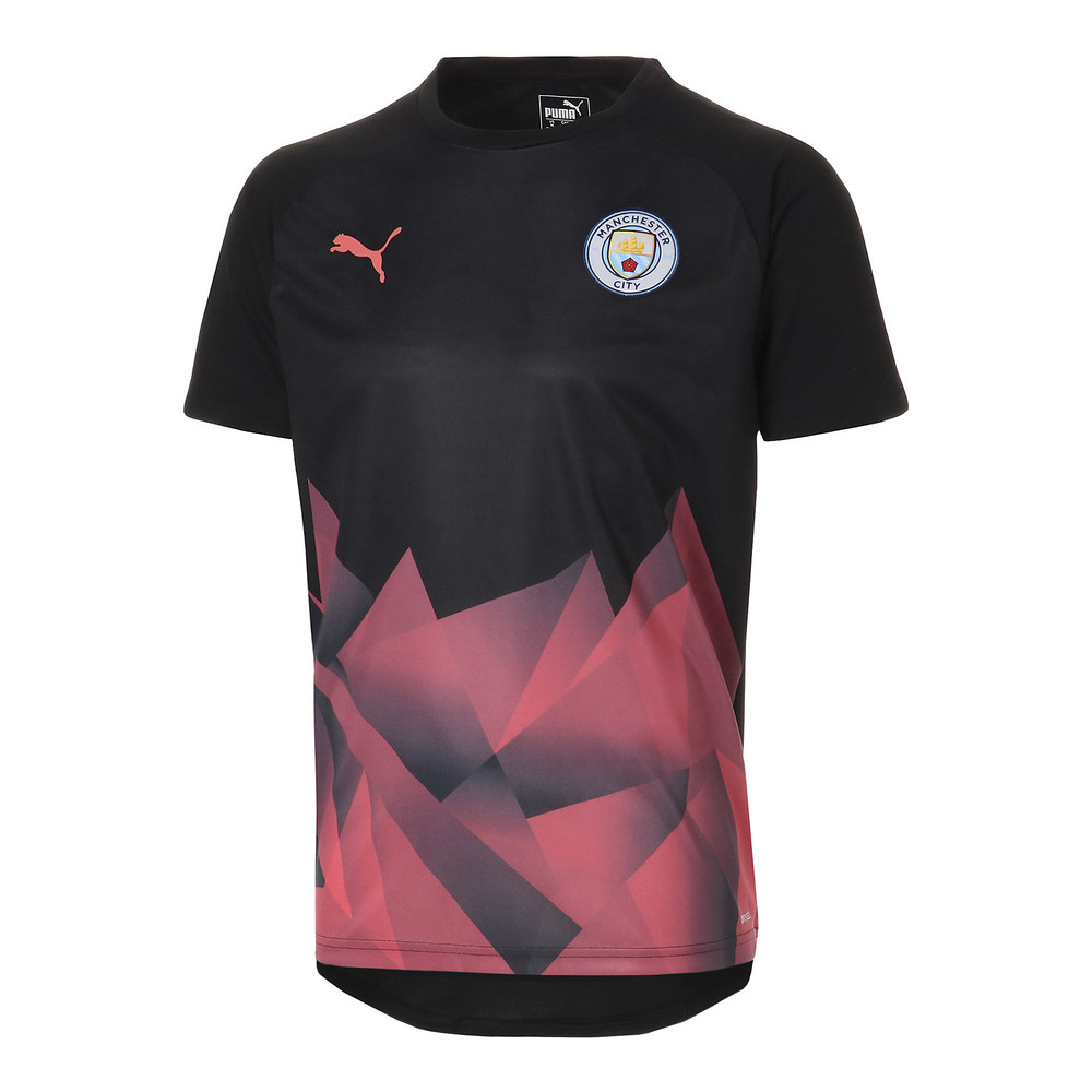 Image Puma Man City Men's International Stadium Short Sleeve Jersey #1