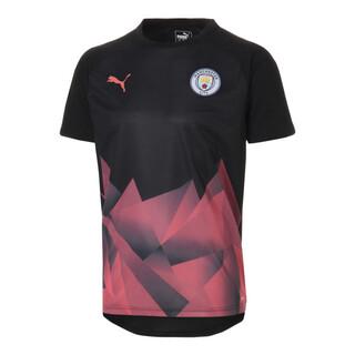 Image Puma Man City Men's International Stadium Short Sleeve Jersey