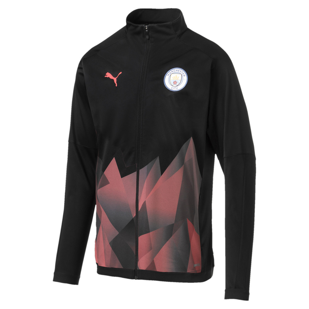 Image Puma Man City Men's International Stadium Jacket #1