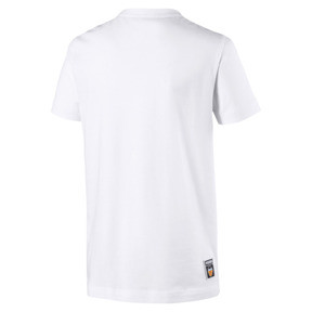 Thumbnail 2 of T-Shirt Valencia CF Shoe Tag pour enfant, Puma White, medium