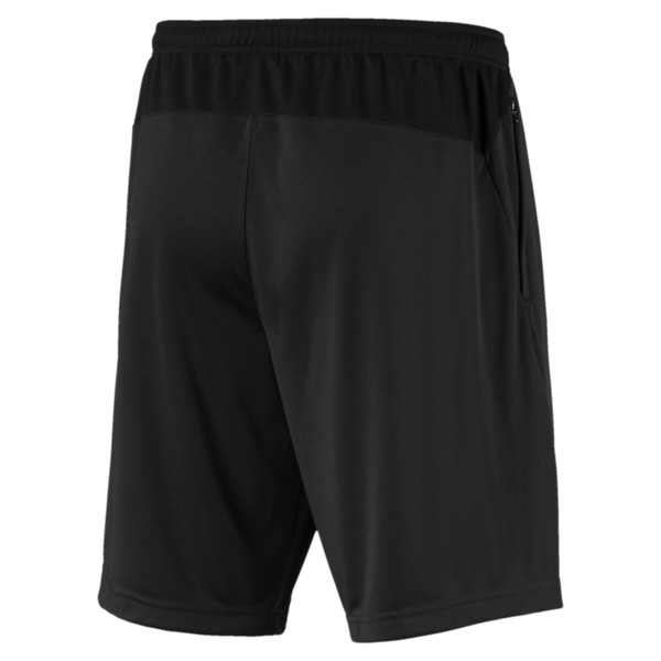 AC Milan Men's Training Shorts, Puma Black, large