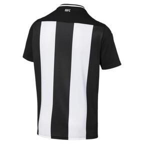 Thumbnail 2 of Newcastle United FC Men's Home Replica Jersey, Puma White-Puma Black, medium