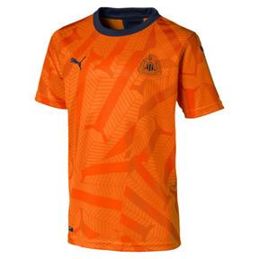 Camiseta de manga corta de la tercera equipación de réplica de niño Newcastle United FC
