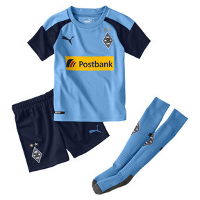 Borussia Mönchengladbach Away Kids' Mini Kit