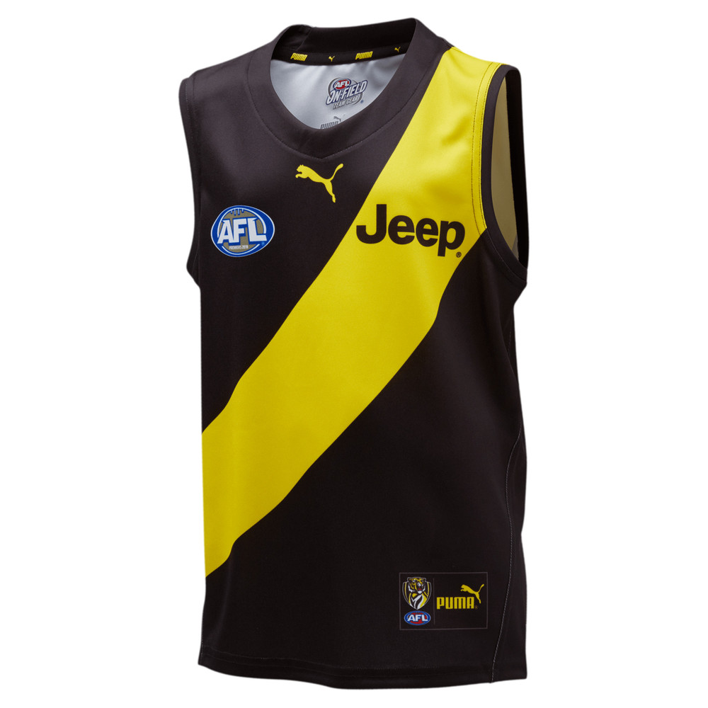 Image PUMA Richmond Football Club 2020 Youth's Replica Home Guernsey #1