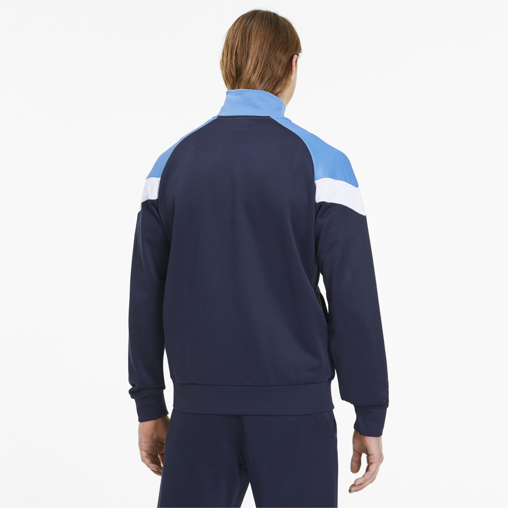 Image Puma Man City Iconic MCS Men's Track Jacket #2