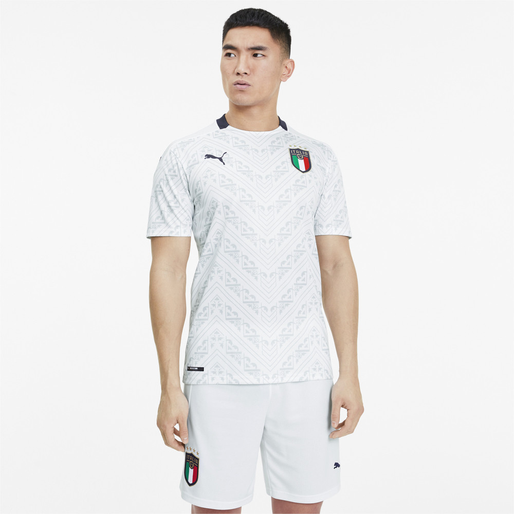 Image Puma Italia Men's Away Replica Jersey #1