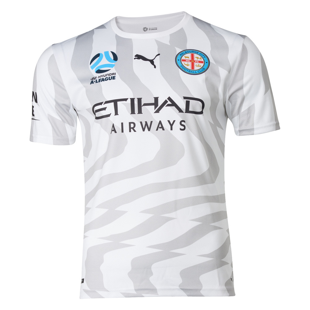 Image PUMA Melbourne FC Authentic Away Jersey Yths #1
