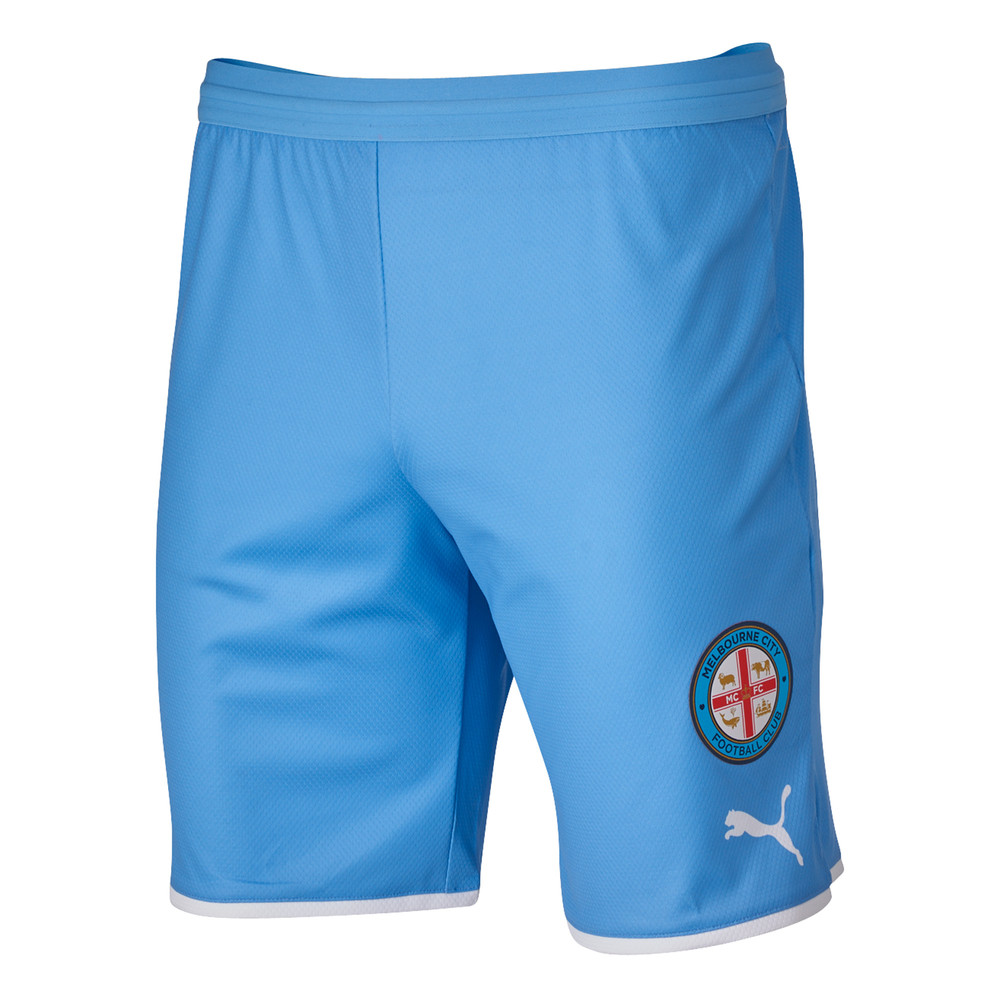 Image PUMA Melbourne FC Authentic Replica Shorts Yths #1