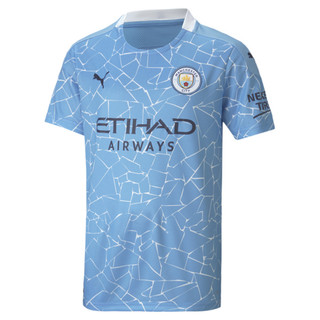 Image Puma Man City Home Replica Youth Jersey