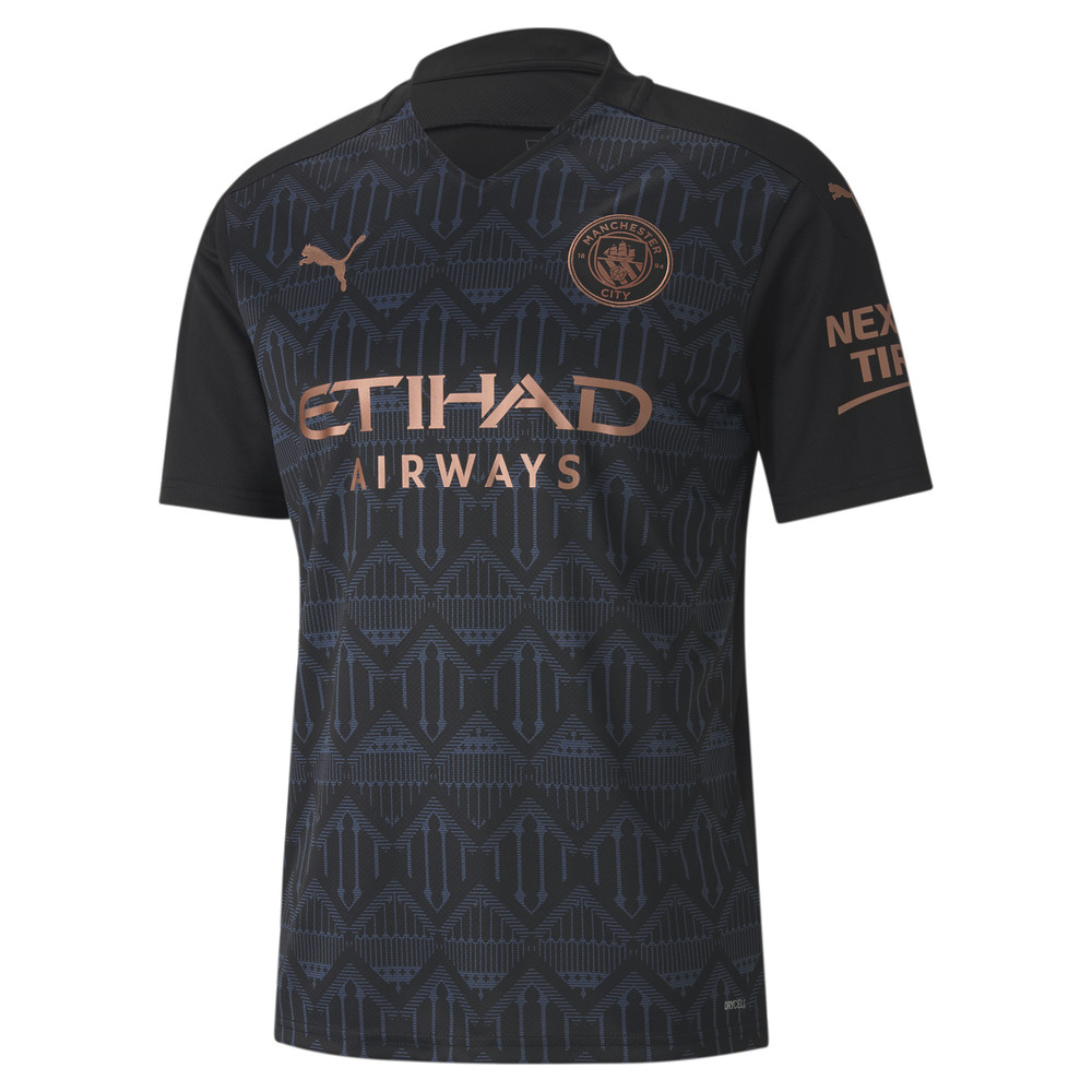 Image PUMA Man City Away Replica Men's Jersey #1