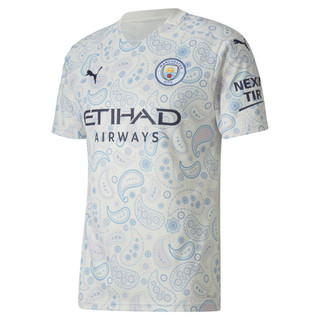 Изображение Puma Футболка MCFC THIRD Shirt Replica