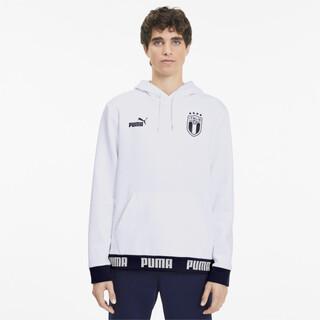Görüntü Puma ITALIA ftblCULTURE Futbol Kapüşonlu Erkek Sweatshirt