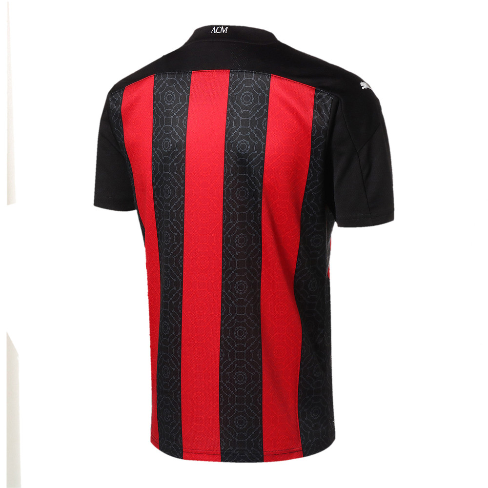 Image PUMA AC Milan Home Replica Men's Jersey #2