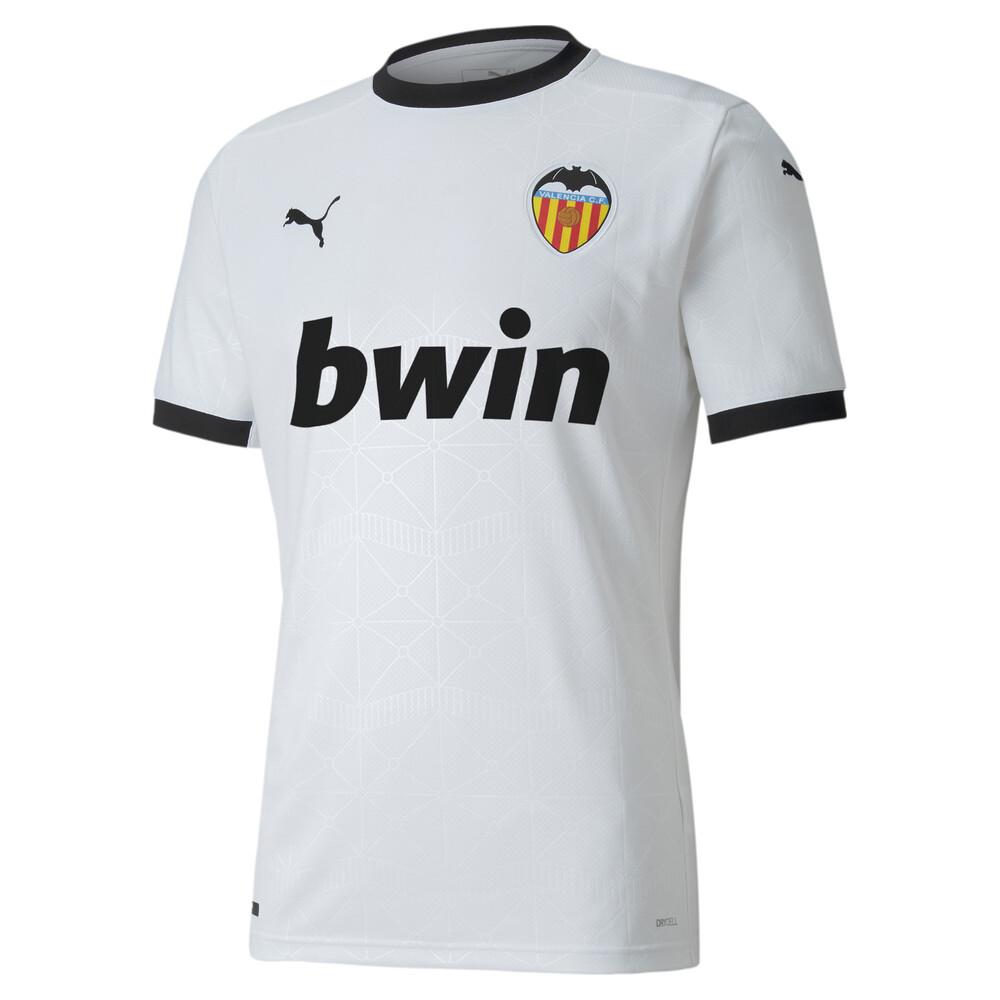 Image PUMA Valencia CF Home Replica Men's Jersey #1