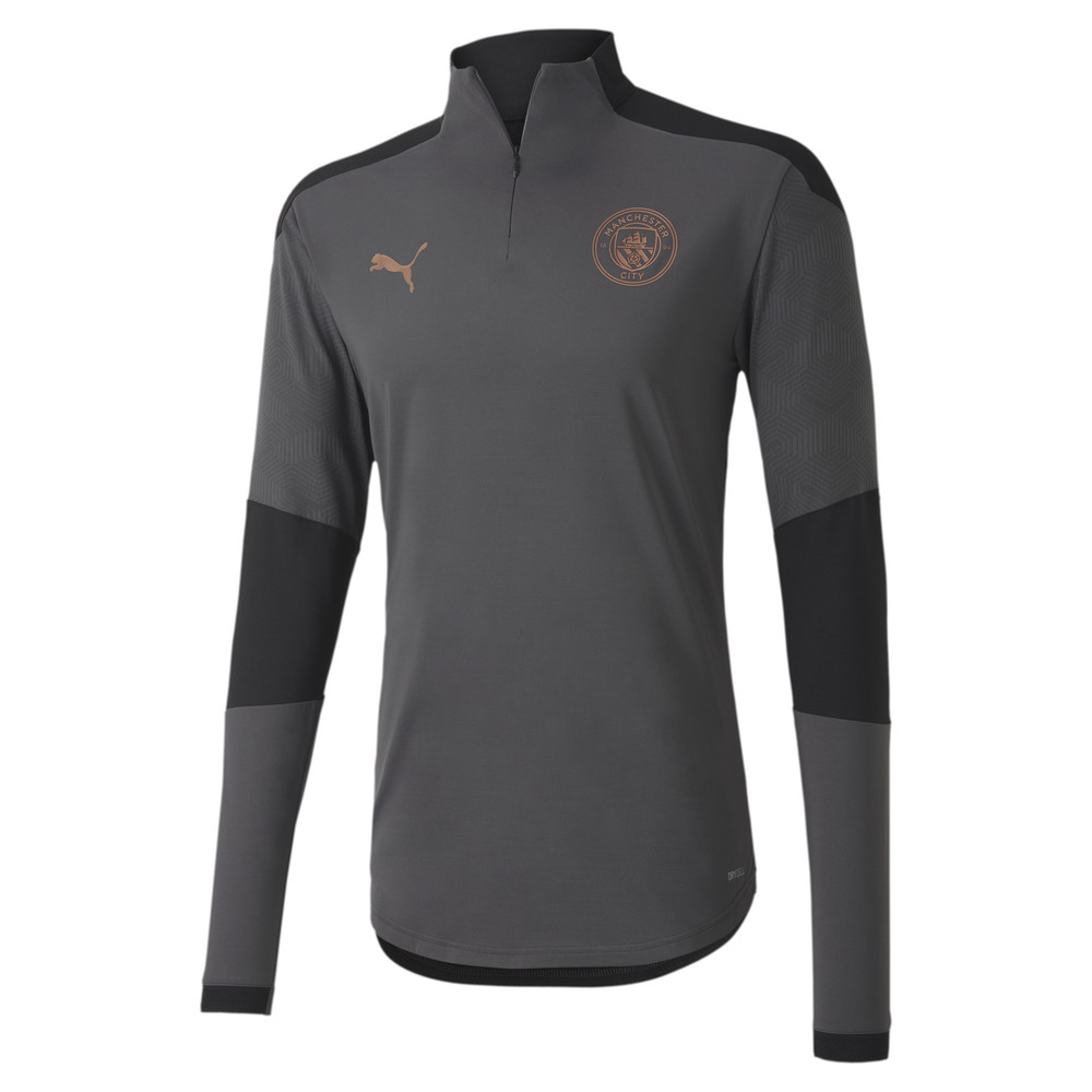 Image Puma Man City Quarter-Zip Men's Football Top #1