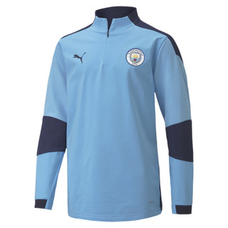 Image Puma Man City Quarter-Zip Youth Football Top