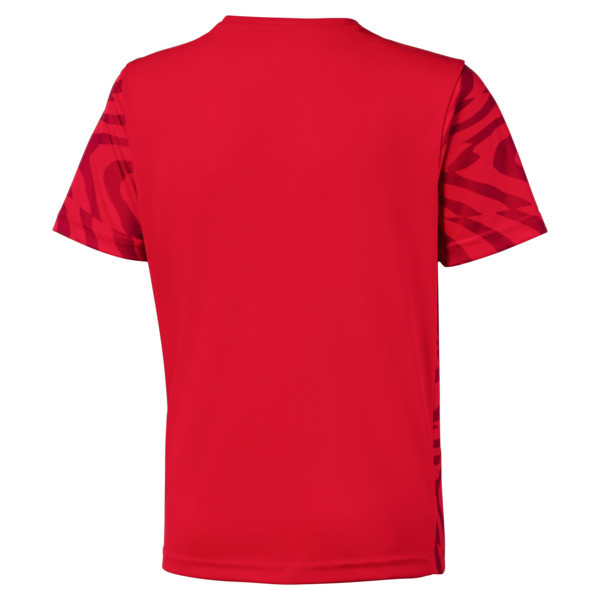 Replica-thuisshirt Egypte voor kinderen, Puma Red-Puma White, large