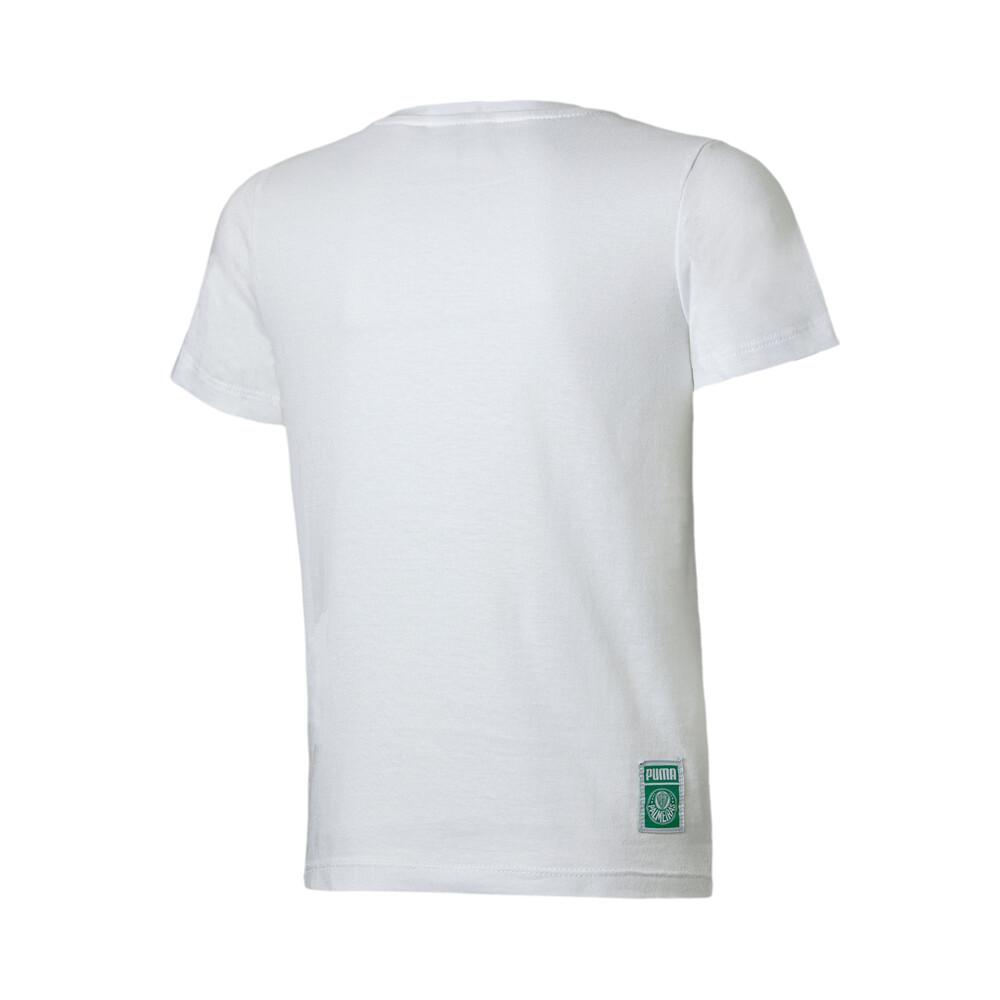 Image PUMA Camiseta Palmeiras Graphic Junior #2