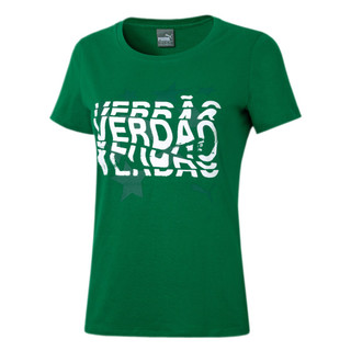 Image PUMA Camiseta Palmeiras Casual Graphic Feminina