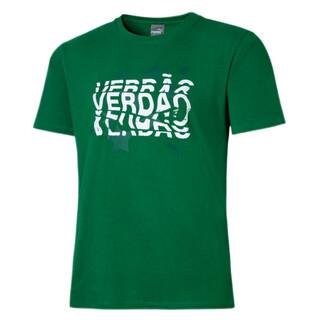 Image PUMA Camiseta Palmeiras Casual Graphic Juvenil