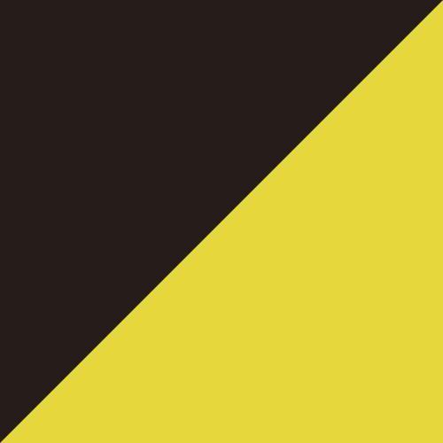 Puma Black-Vibrant Yellow