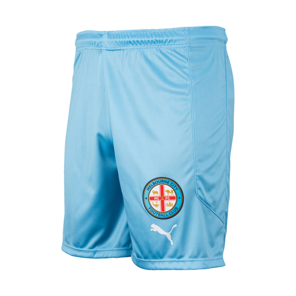 Image PUMA Melbourne City FC Replica Men's Home Shorts #1