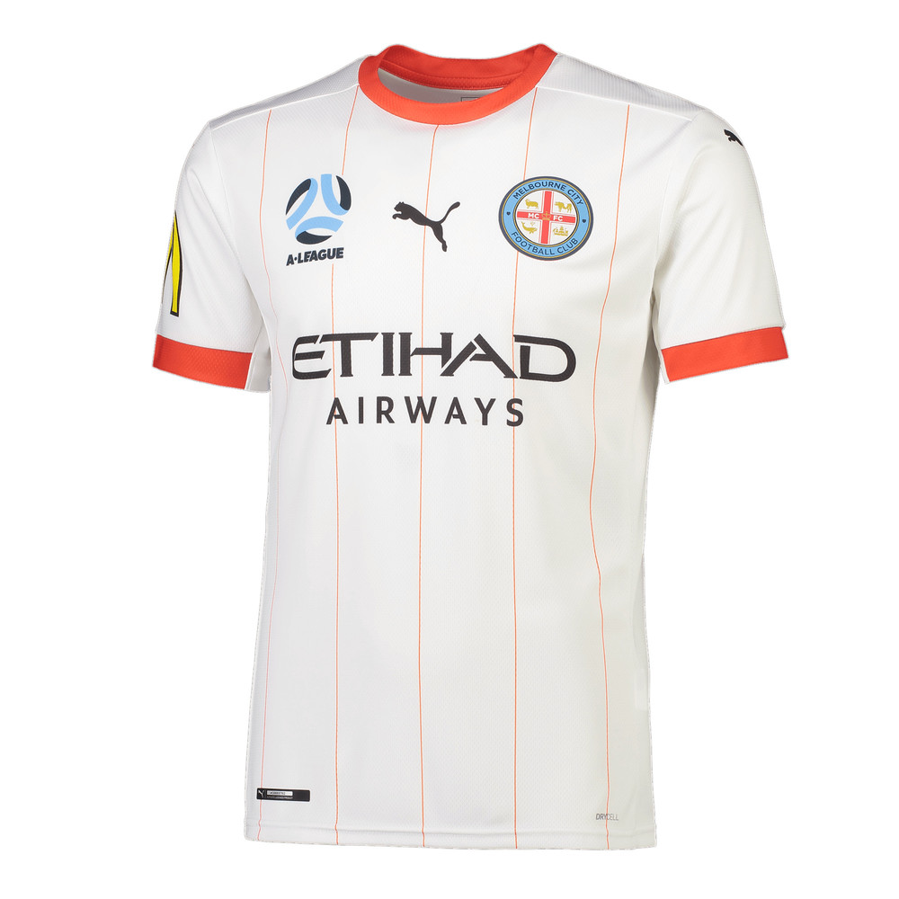 Image PUMA Melbourne City FC Replica Men's Alternate Jersey #1
