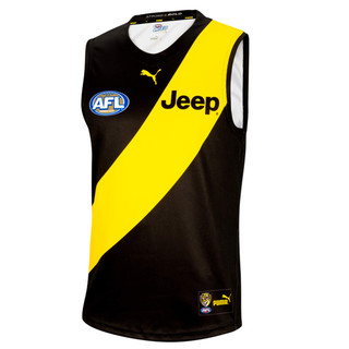Image PUMA Richmond Football Club Mens Replica Home Guernsey