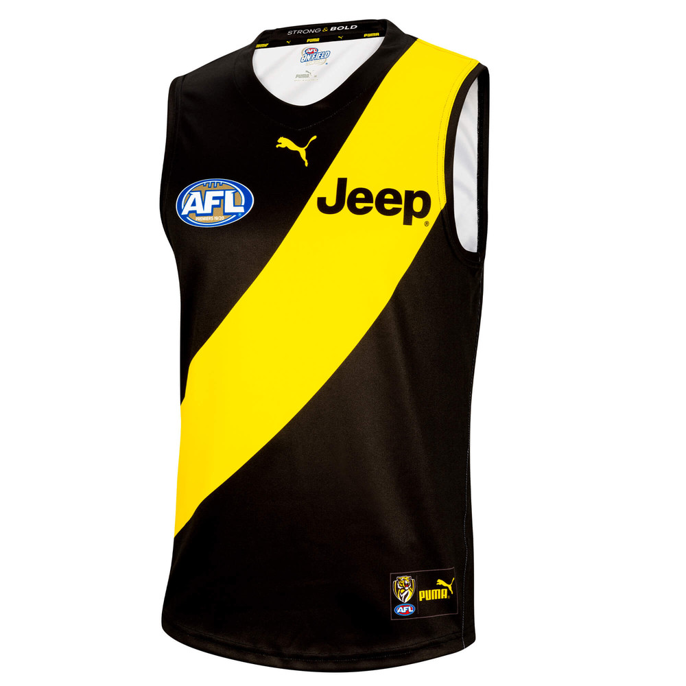 Image PUMA Richmond Football Club Youth/Toddler Replica Home Guernsey #1