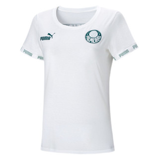 Image PUMA Camiseta Palmeiras Culture Feminina