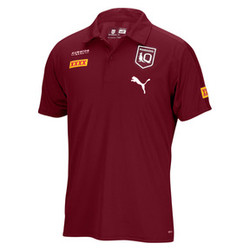 Queensland Maroons Mens Polo