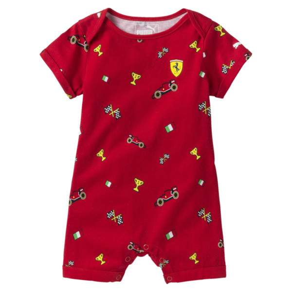 1eeaefeb34971 Combinaison Ferrari Graphic pour bébé