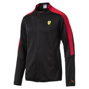 Thumbnail 1 of Ferrari Herren T7 Trainingsjacke, Puma Black, medium