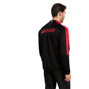 Thumbnail 3 of Ferrari Herren T7 Trainingsjacke, Puma Black, medium
