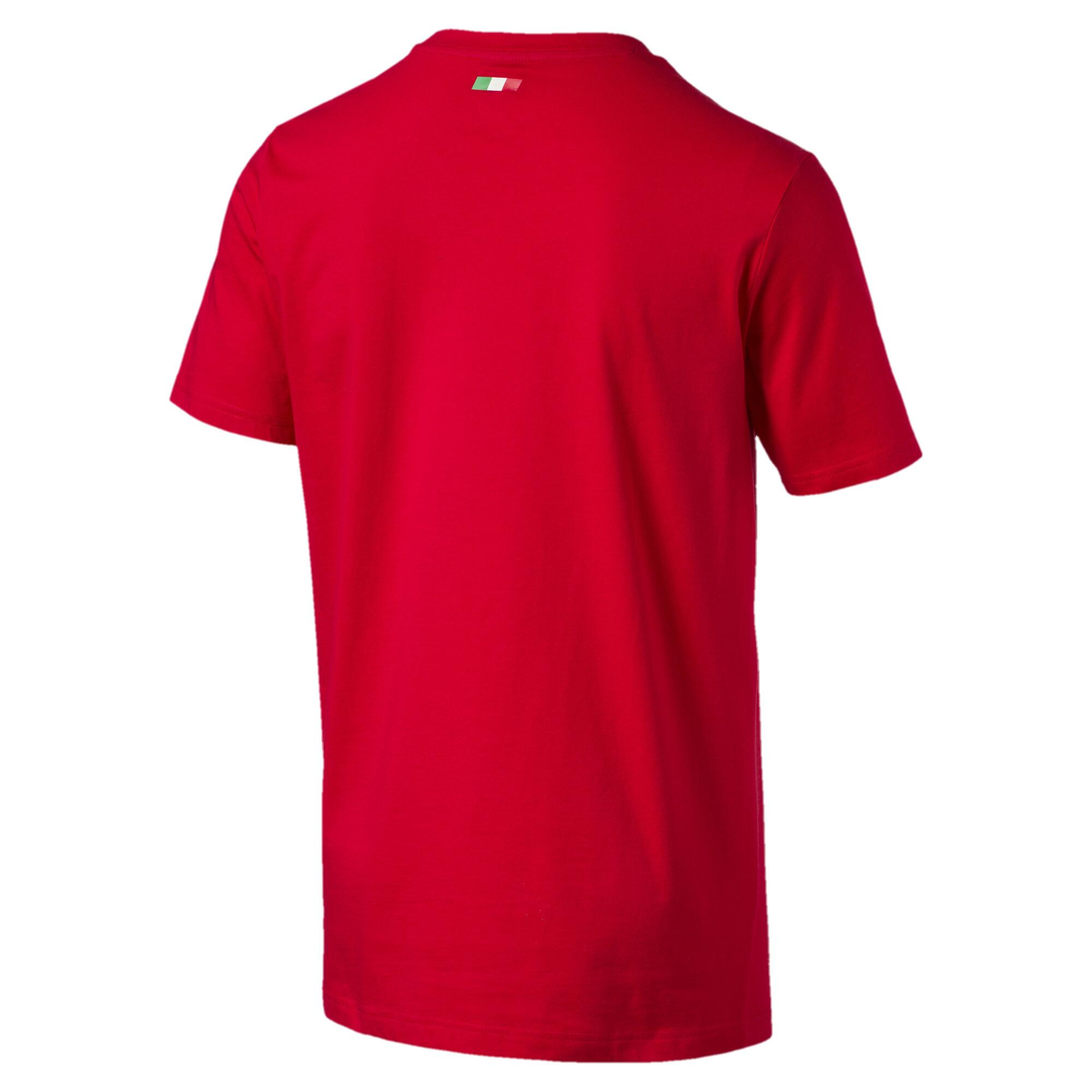 Image Puma Ferrari Men's Big Shield T-Shirt #2
