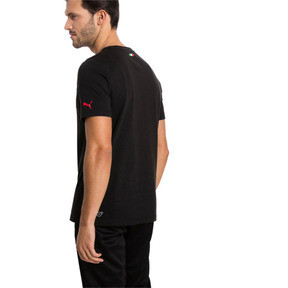 Thumbnail 3 of Ferrari Men's Big Shield T-Shirt, Cotton Black, medium