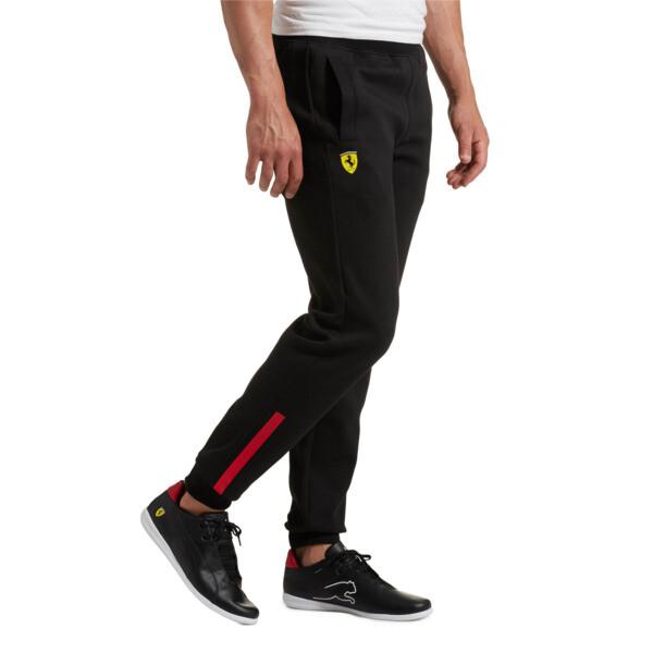 Ferrari Men's Sweatpants, Puma Black, large