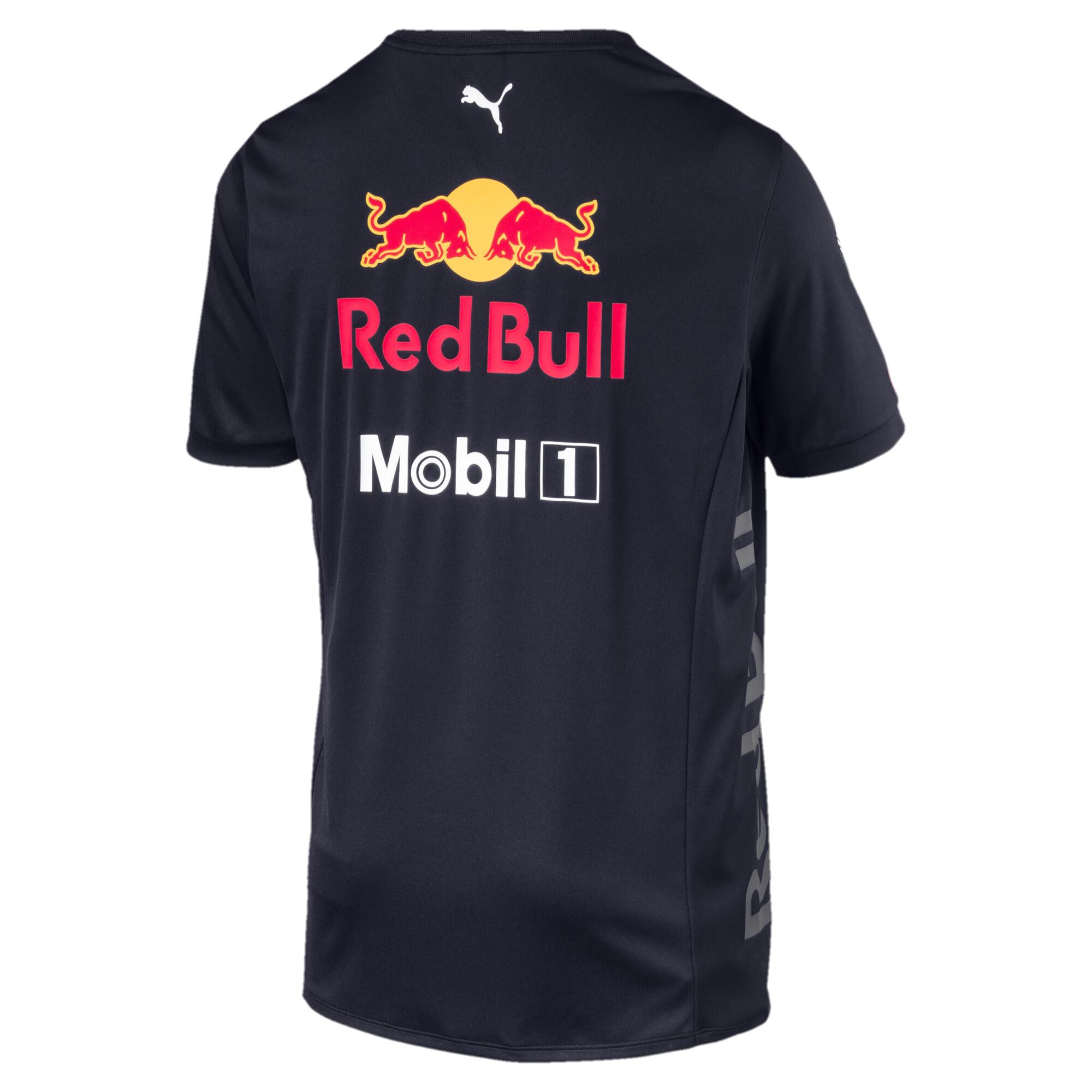 Image Puma Men's Red Bull Racing Team Tee #2