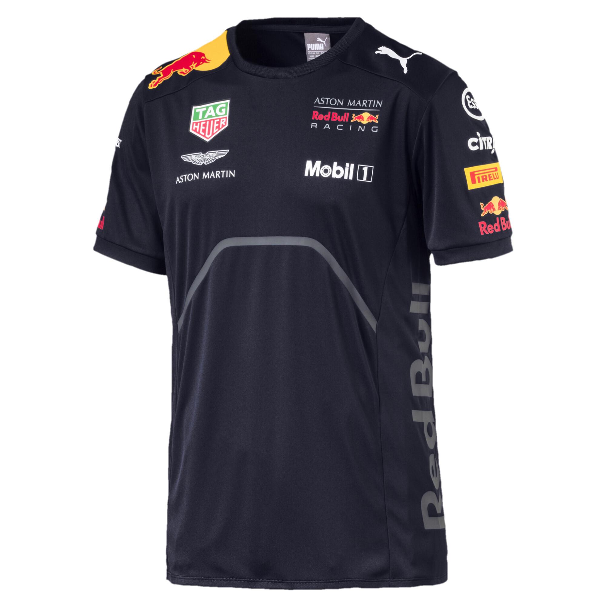 Image Puma Men's Red Bull Racing Team Tee #1