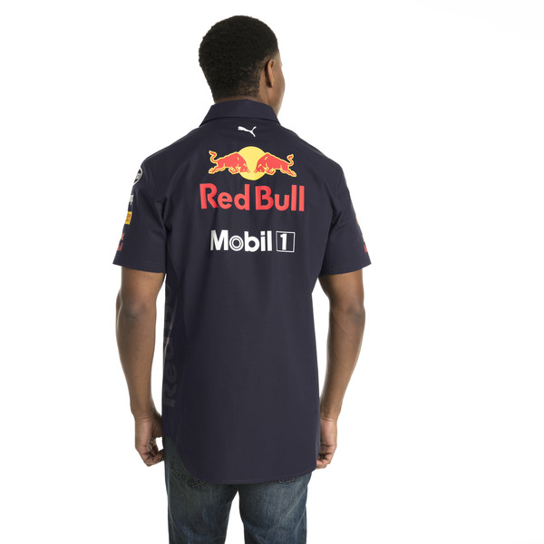 ASTON MARTIN RED BULL RACING Men's Team Shirt, NIGHT SKY, large