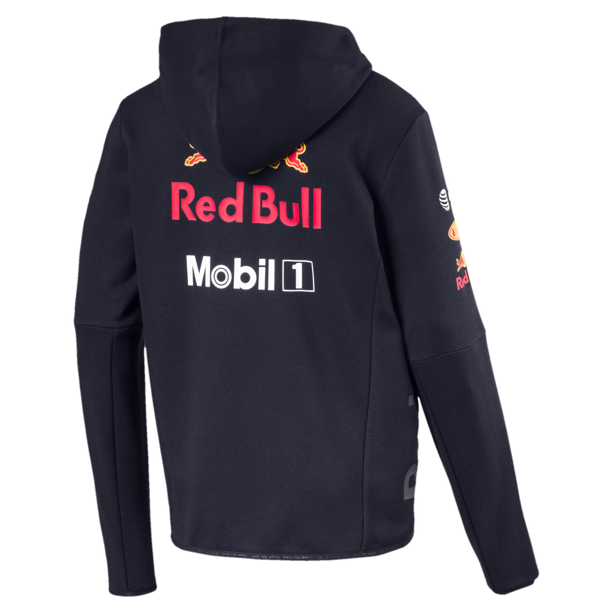 Image Puma Men's Red Bull Racing Team Hoodie #2