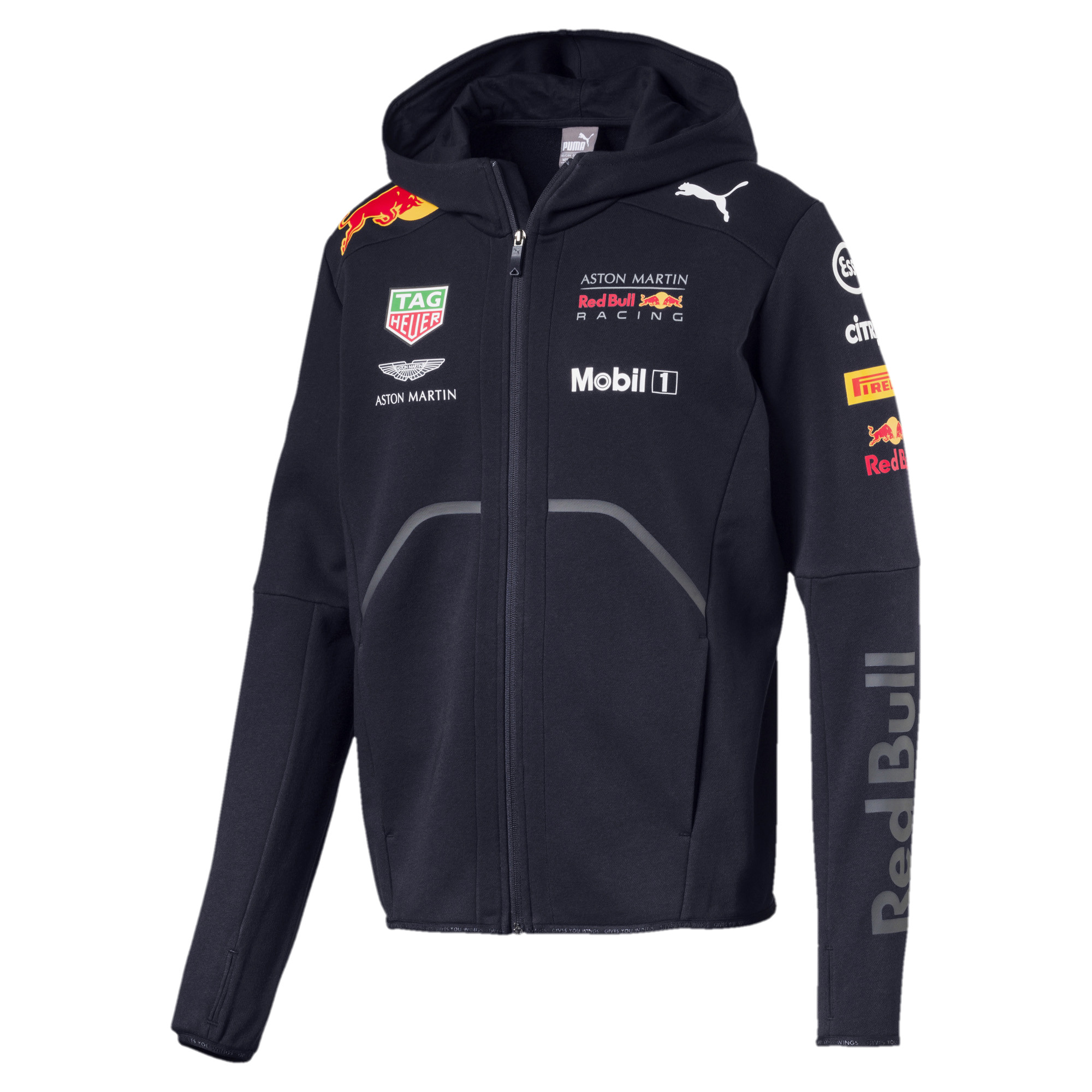 Image Puma Men's Red Bull Racing Team Hoodie #1