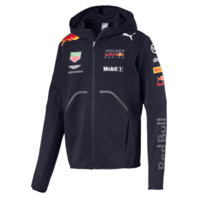 Thumbnail 1 of ASTON MARTIN RED BULL RACING Men's Team Jacket, NIGHT SKY, medium