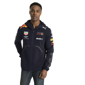 Thumbnail 2 of ASTON MARTIN RED BULL RACING Men's Team Jacket, NIGHT SKY, medium