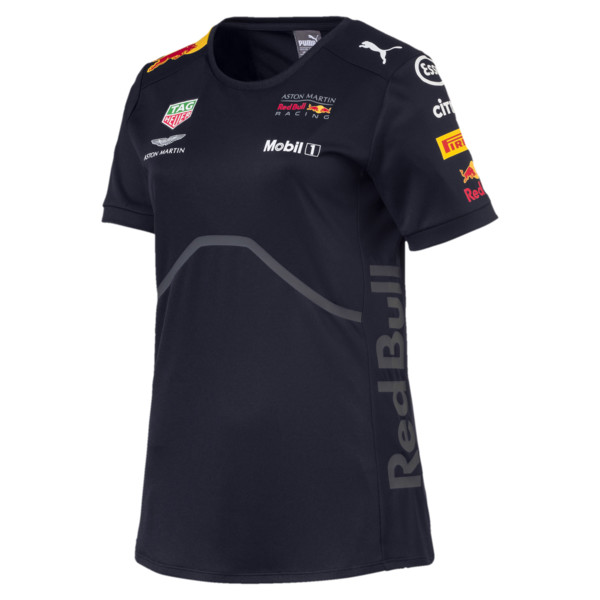 T-shirt ASTON MARTIN RED BULL RACING Team donna, NIGHT SKY, Grande