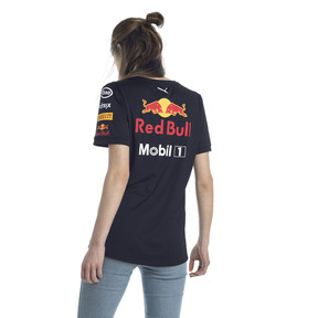 Anteprima 3 di ASTON MARTIN RED BULL RACING Women's Team T-Shirt, NIGHT SKY, medio
