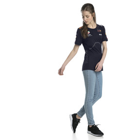 Anteprima 5 di ASTON MARTIN RED BULL RACING Women's Team T-Shirt, NIGHT SKY, medio